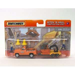 Matchbox Hitch N Haul Constuction Truck & Excavator Toys & Games