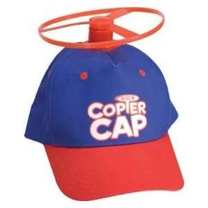 Copter Cap Helicopter Spinning Prop Blade Toy Beanie Hat  Toys