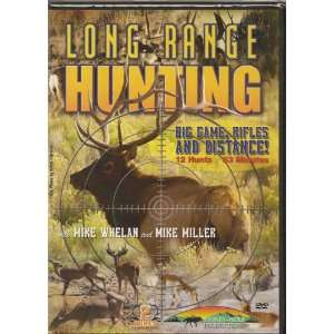 Long Range Hunting ~ BIG Game Rifle Hunting DVD ~ NEW