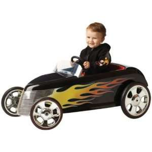 Roadster Hot Rod Pedal Car Toys & Games