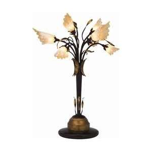 Murano Fleur Tropical / Safari Table Lamp from the Fleur Collection