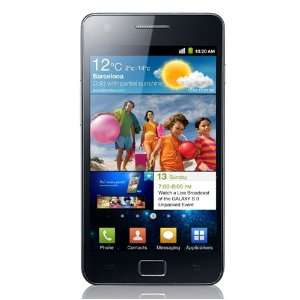 Samsung GT I9100 Galaxy S II Unlocked Quad Band 3G GSM Phone