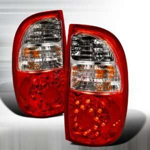 Toyota Toyota Tundra Led Tail Lights /Lamps  Red Performance
