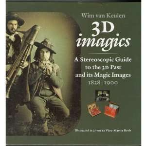 in 3D on 12 View Master Reels [3 D, 3 D] Wim Van Keulen Books