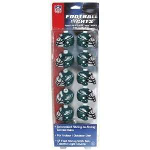 Philadelphia Eagles Helmet Party Bar Lights Nfl Sports