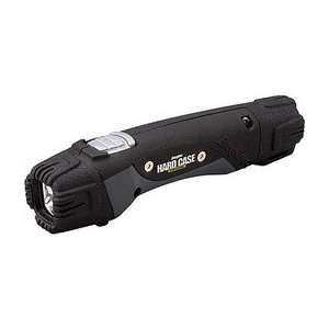 Energizer Hard Case Impact Resistant LED Flashlight with 2